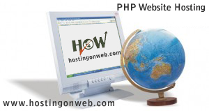 PHP Website Hosting- HostingOnWeb.com