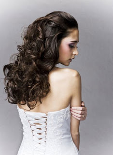 Long and Curly Braidal Hairstyle