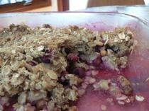 Cranberry Apple Crisp Recipe Dessert Recipes