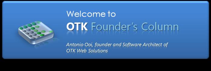 OTK Founder's Column