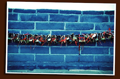 great wall padlock wishes