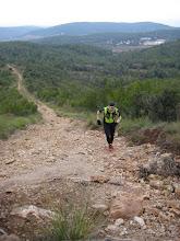 CLIMBING OR RUNNING