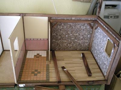 Bienvenidos a mis casitas miniaturas y dem s manualidades - Manualidades para casa rustica ...