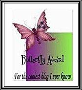 2 PREMIO BUTTERFLY AWARD