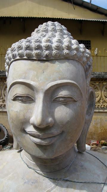 Buddhist Image from Cambodia