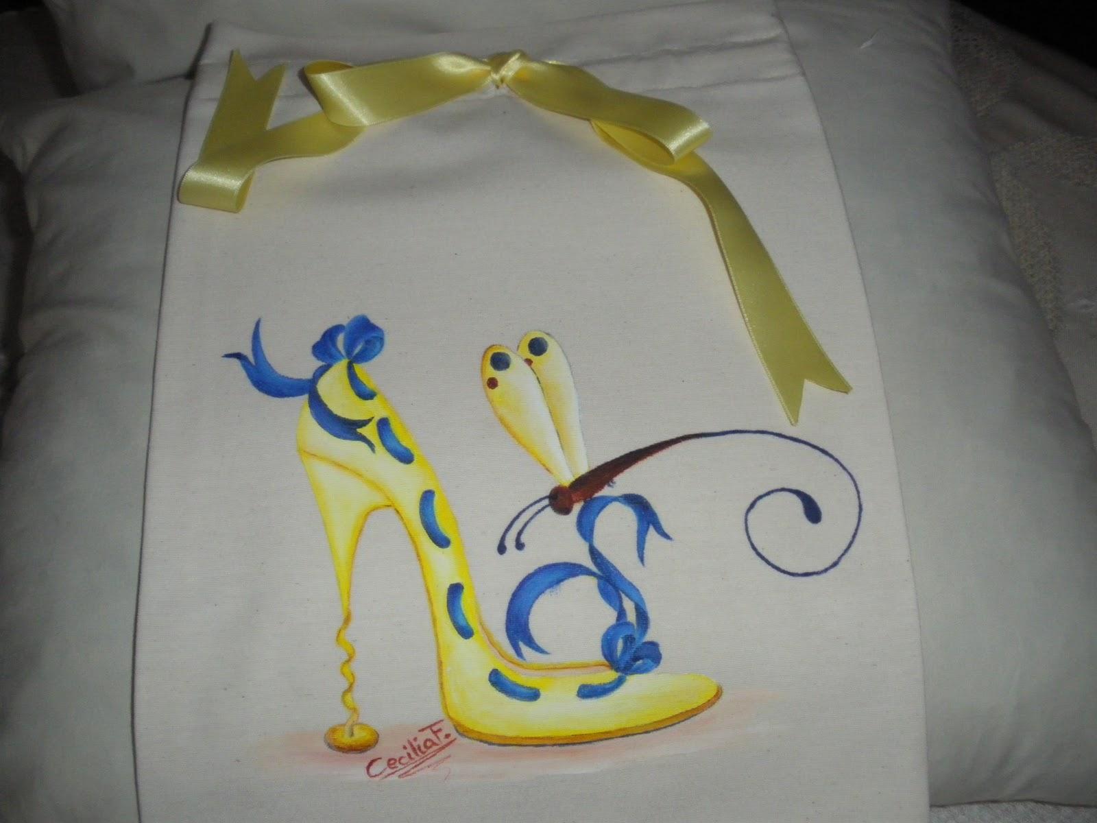 Artesania pintura en tela y manualidades noviembre 2010 - Manualidades de navidad en tela ...
