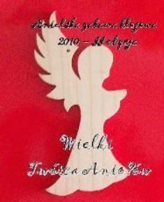 """Odznaka """"Wielki Twórca Aniołów"""""""