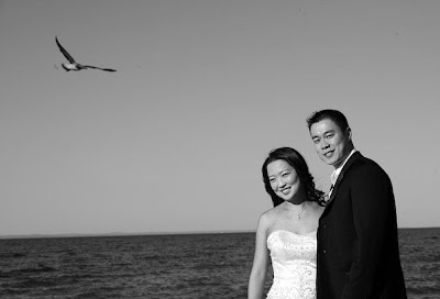Long Island Wedding Photographer on Long Island Photographer Chris Chen Wedding Couple Tina Xu Jay Wong
