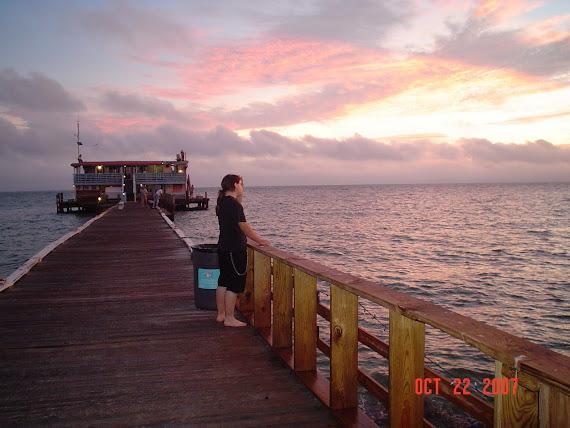 Charles, my Pride and Joy, in FL at Sunrise