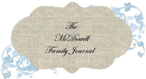 The McDowell Family Journal