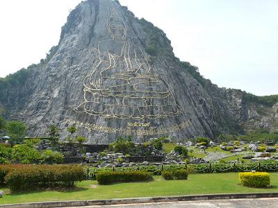Buddha image near Pattaya