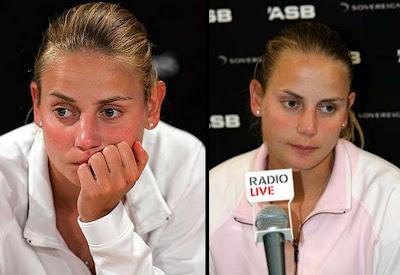Jelena Dokic Tennis Women Outfits