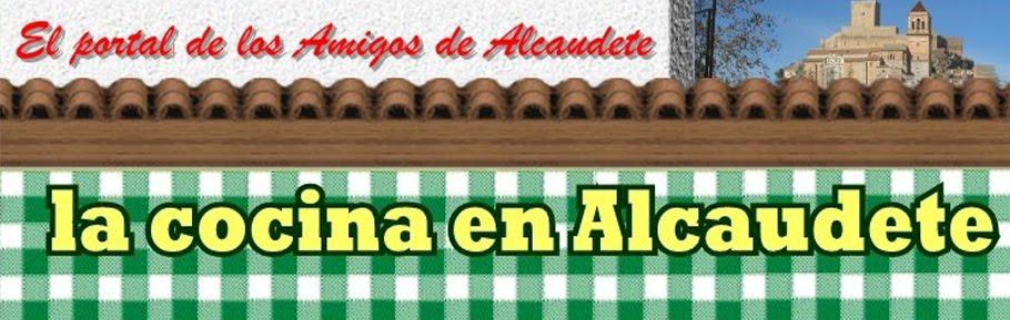 la cocina de Alcaudete.