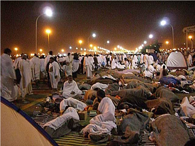 Jelang Puncak Haji, Katering dan Bus Shalawat Dihentikan