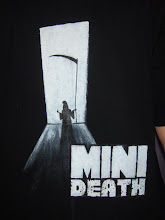 Imagine t-shirt Mini Death