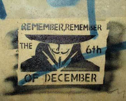 REMEBER REMEBER  THE 6th OF DECEMBER