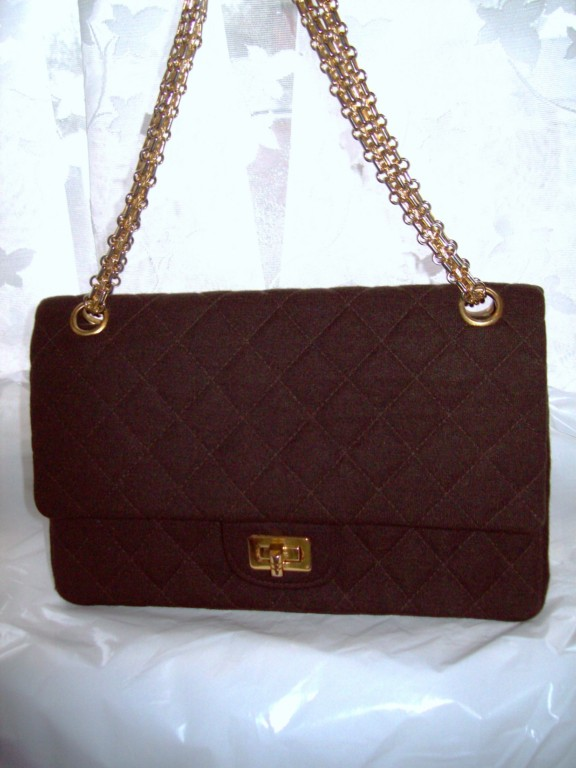 The Chanel 2.55 Handbag  History, Facts, Fakes and the find of a ... adc1a4492b