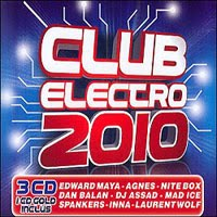 Download Grtis Baixar Grtis CD Club Electro (2010)