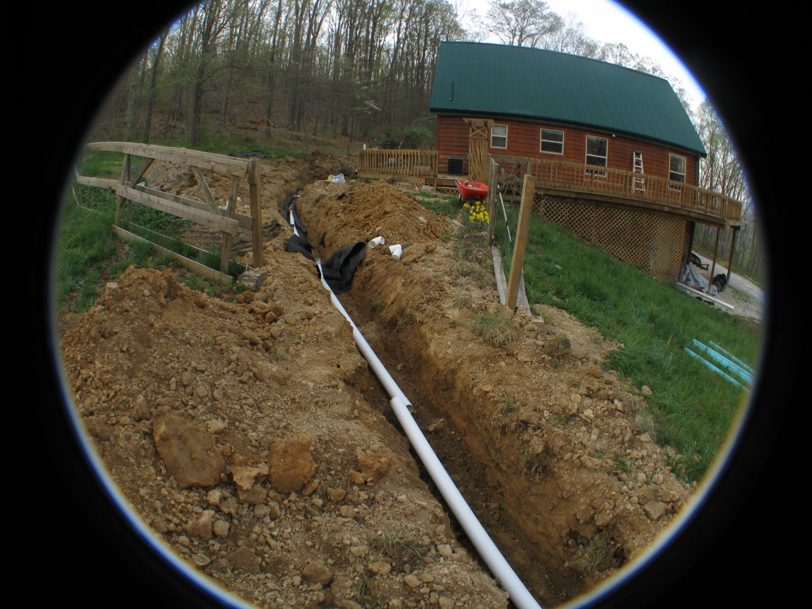 Yard drains 2017 2018 best cars reviews for Ground drainage system
