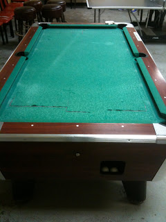 Sheridan Billiards Pool Table Felt Valley Bar Box Tables - Masse pool table