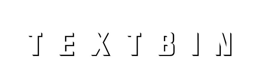 TextBin