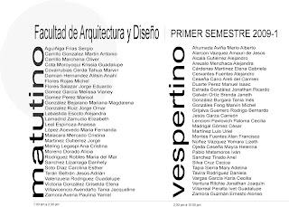 Arquitectura y dise o uabc ensenada nuevo ingreso Arquitectura y diseno uabc