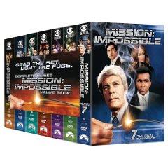 Missão Impossível - Série - 1ª Temporada