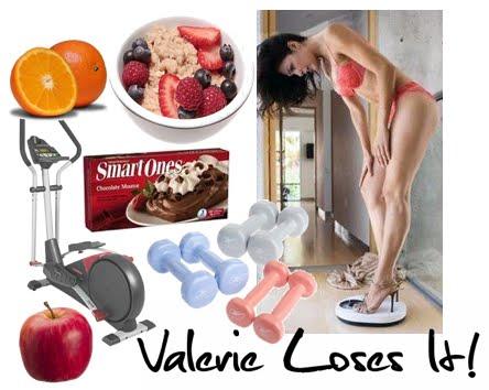 Valerie Loses It!