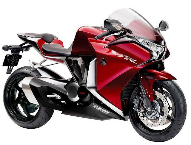 Honda VFR 1200 Motorcycle