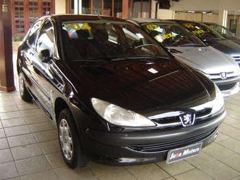 Peugeot 206 Usado ano 2004
