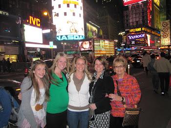 Girls trip to NY