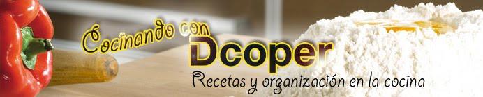 Cocinando con Dcoper