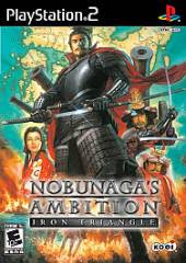 Nobunaga's Ambition Iron Triangle