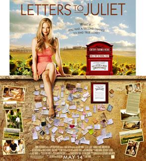 Letters To Juliet Cast