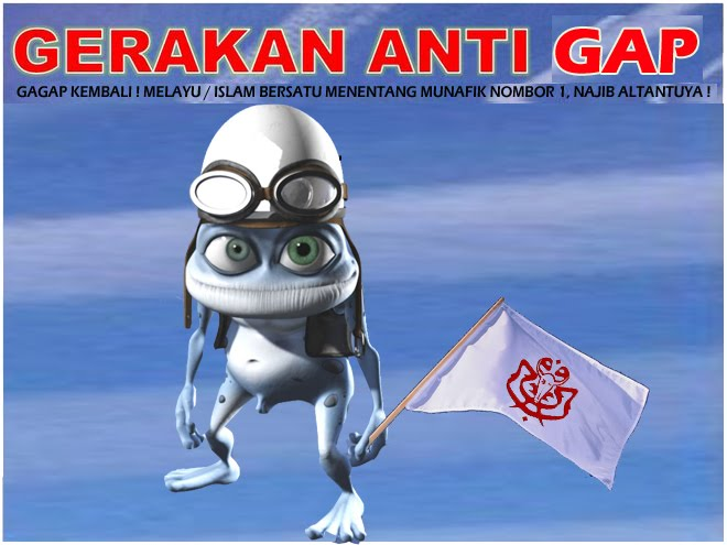 GERAKAN ANTI GAP