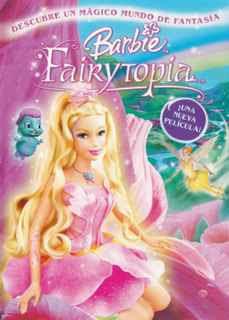Barbie Fairytopia por Carioca Colección de barbie 12 DVDs