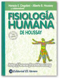 Fisiologia Humana de Houssay, 7ma Edición   Horacio Cingolani, Alberto B. Houssay