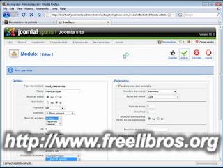 Diseño Web Avanzado con Joomla   VideoTutorial [Link Actualizado]