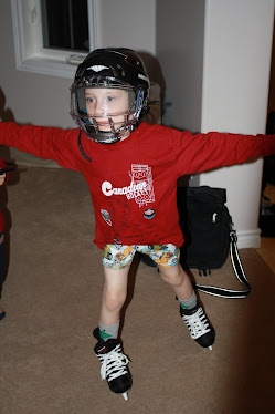 Next hockey star!