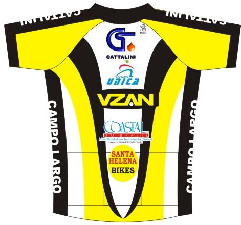 CLUBE CAMPOLARGUENSE DE CICLISMO - PARAN