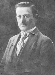 Arquitecto Jacobo Pedro Storti (1882 - 1961)