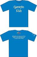 Camiseta Geração Kids