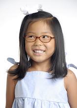 My beautiful daughter, age 5 1/2