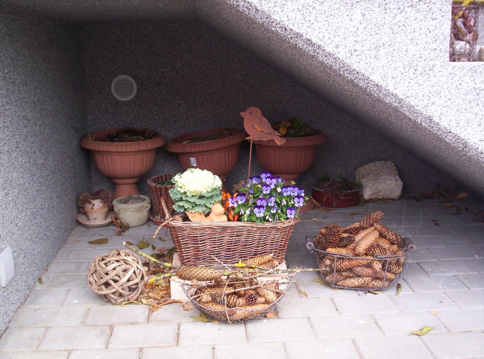 Mein Garten und alles was mein Herz erfreut! Meine Herbstdeko