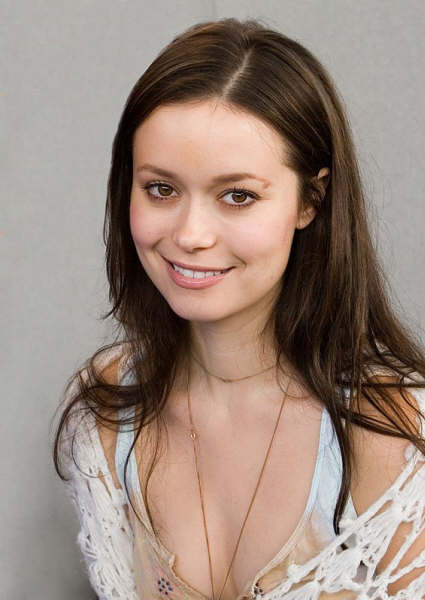 summer glau body