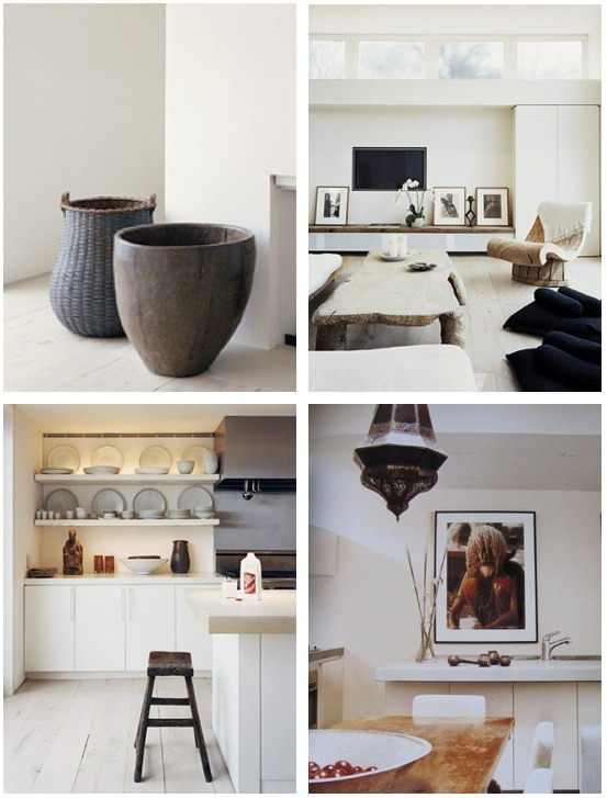 Natural Modern Interiors Natural Modern Design By Lisa
