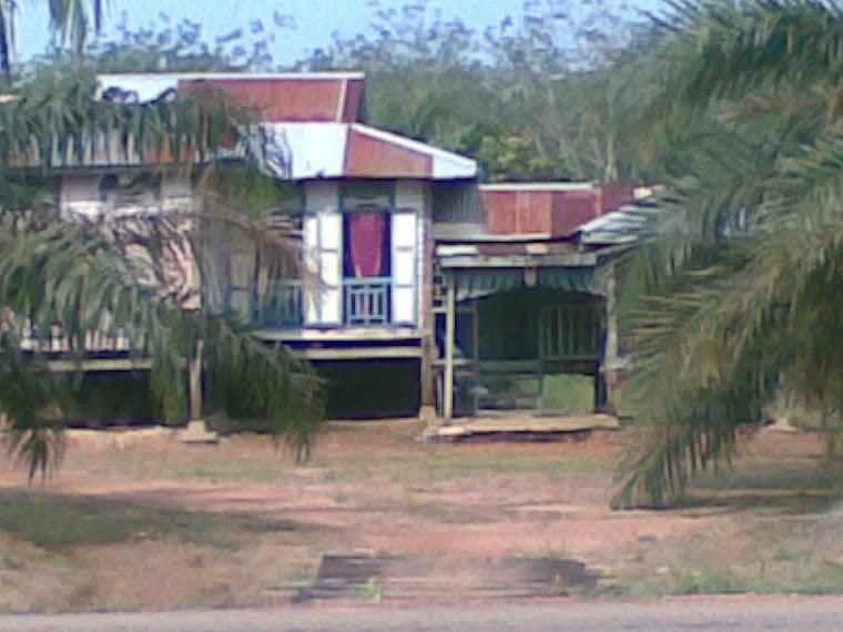 Rumah Tradisional Di kekalkan Nostalgianya.