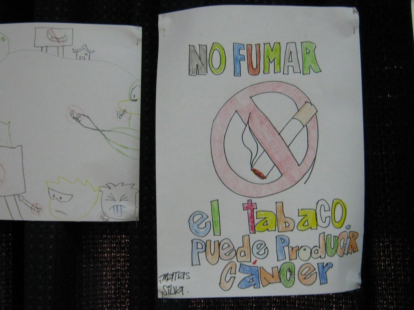 Afiches Por El Dia Del No Fumador   hairstyletop.com