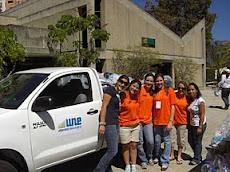 OPERATIVO de Ayuda HAITÍ Grupo de estudiantes y voluntarios UNE