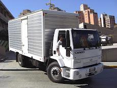 CERRADO el Centro de ACOPIO HAITÍ Salió otro camión de ayuda humanitaria UNE, Gracias a todos